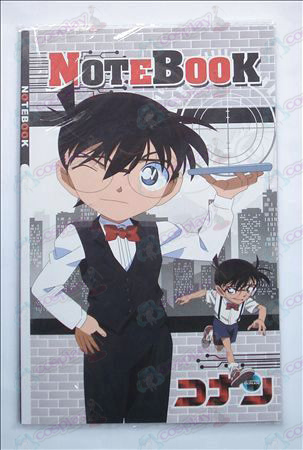 Notebook Conan