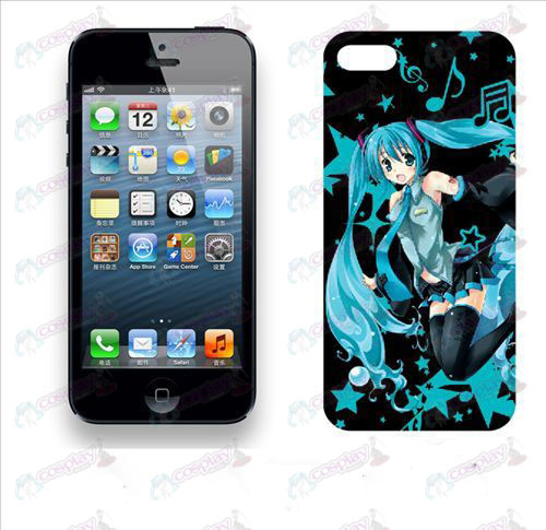 A Apple iPhone5 telefone shell 017 (Hatsune)
