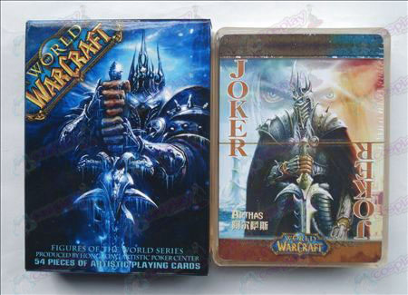 Hardcover edition of Poker (World of Warcraft Acessórios)