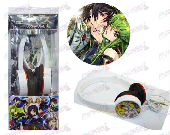Headphones Lelouch -1