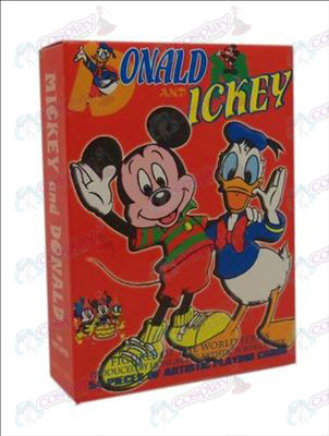 Hardcover edition of Poker (Mickey Mouse e Pato Donald)