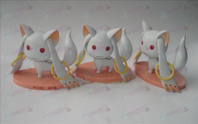 Magical Girl Accessories-Chubby (3 / set)