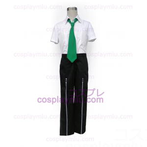 StarrySky Harf Boy Summer School Cosplay Uniforme