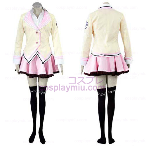 Rose Shool Cosplay Uniforme