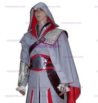 Assassins Creed Brotherhood Cosplay Ezio