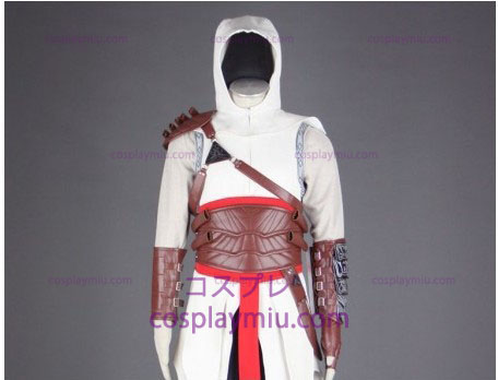 Traje assassino Cosplay Creed - Deluxe
