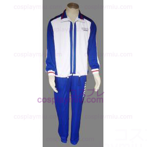 The Prince of Tennis Seikagu Cosplay Uniforme de Inverno