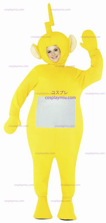 Teletubbies Laalaa Adulto Traje