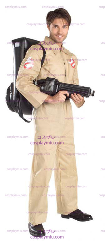 Ghostbusters Adulto Traje