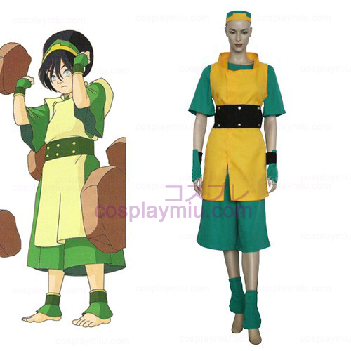 Avatar O Cosplay Toph Last Airbender