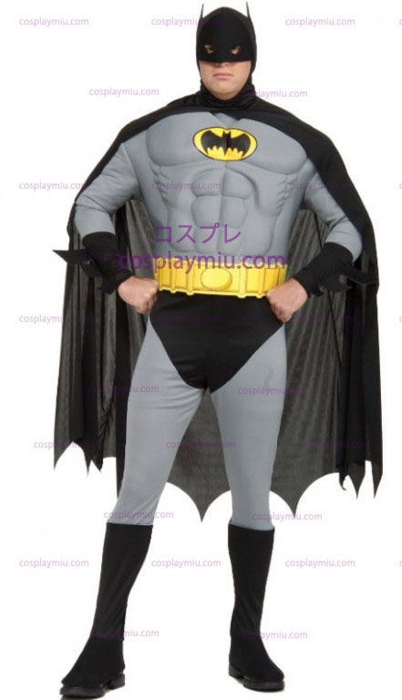 Batman Costume Muscle