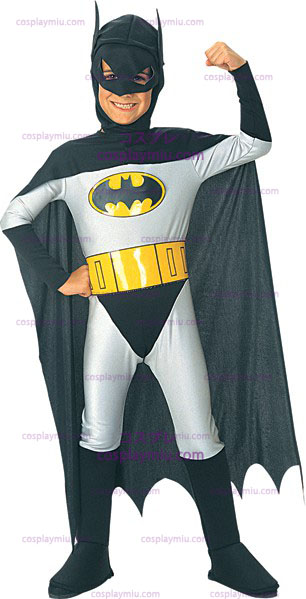 O Caped Crusader Batman Costume