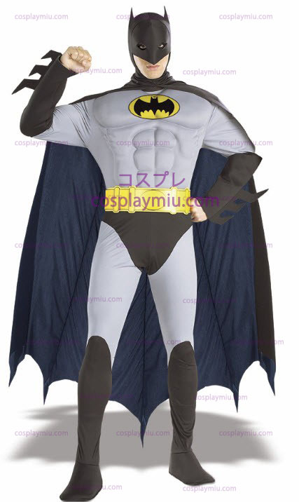 Final Caped herói Batman Costume