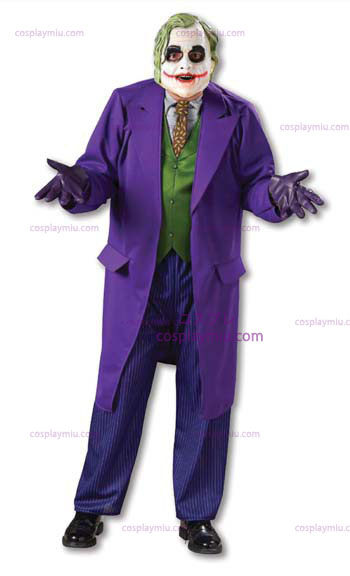 Costume Joker Plus Size