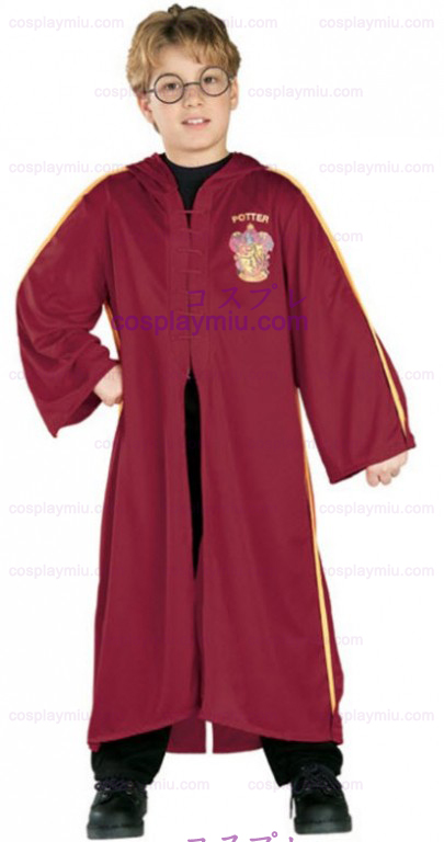 Harry Potter Quadribol Costume