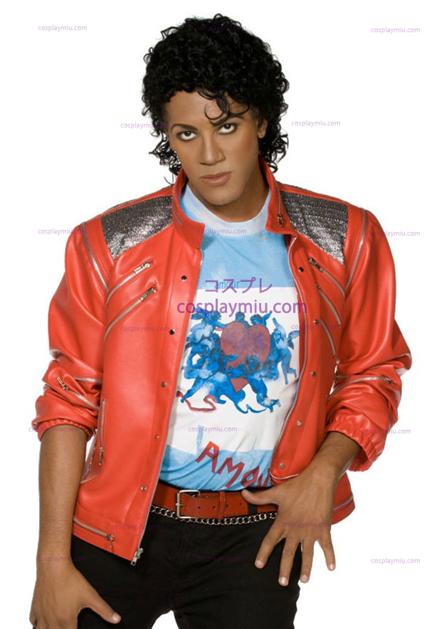 MICHAEL JACKSON BEAT IT TRAJE