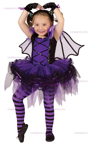 Batarina Toddler Costume