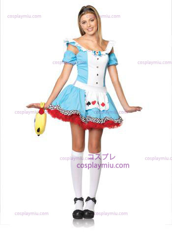 Alice adolescente Costume