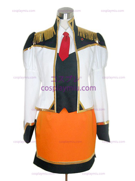 Galaxy Angel Oba-mille-feuille Uniform Costume