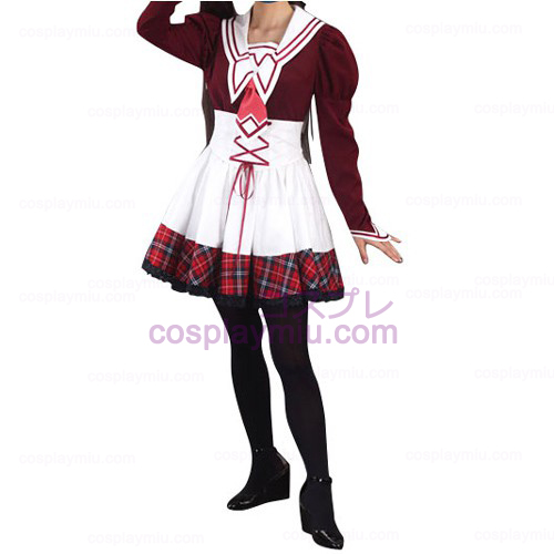 School Girl Cosplay Uniforme