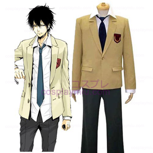 Katekyo Hitman Reborn! Namimori Cosplay Uniforme da High School