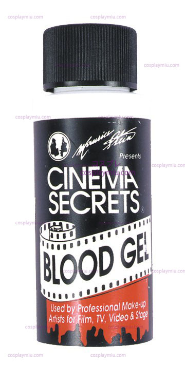 Hollywood Sangue Gel