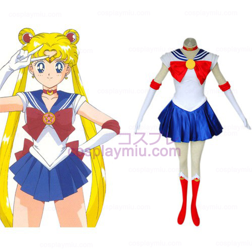 Sailor Moon Serena Tsukino Cosplay