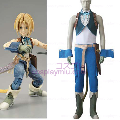 Final Fantasy IX Zidane Tribal Cosplay