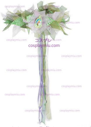 Disney Fairy Enchantress Wand Verde-Wands e cetros