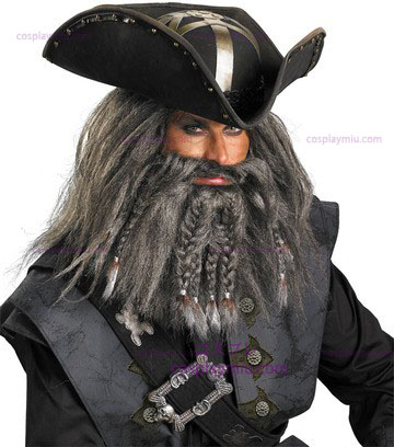 Blackbeard Kit Pêlos faciais Acc