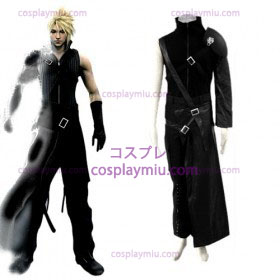 Final Fantasy VII Cloud Strife Cosplay Homens