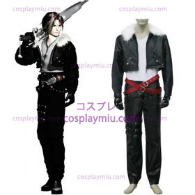 Final Fantasy Viii Squall Cosplay Homens