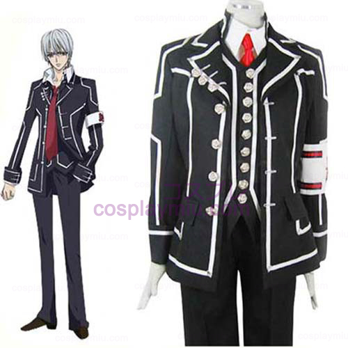 Vampire Knight Boys 'Dia Classe Uniforme Cosplay Halloween