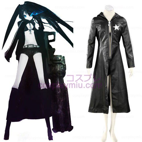 Costume Mulheres Vocaloid Rock Shooter Cosplay
