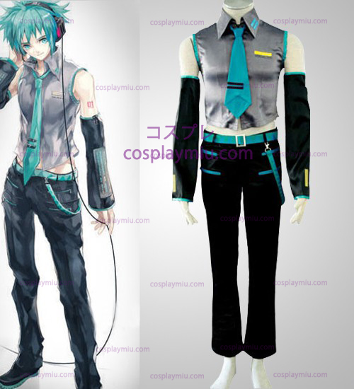 Vocaloid Cosplay Mikuo