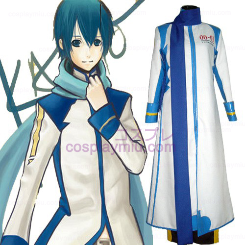 Vocaloid Cosplay Kaito