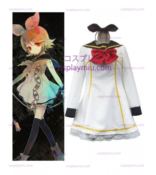 Cosplay Vocaloid Uniform Dress Costume