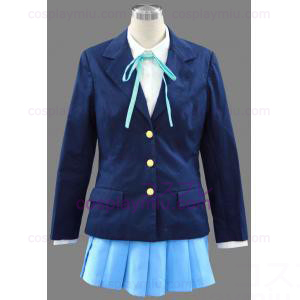 O K-ON Segunda! Takara colegial Cosplay Uniforme