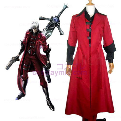Devil May Cry Dante Cosplay