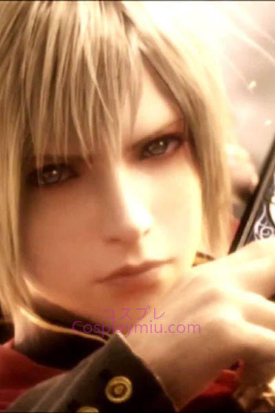 Final Fantasy Agito XIII Ace Cosplay Peruca